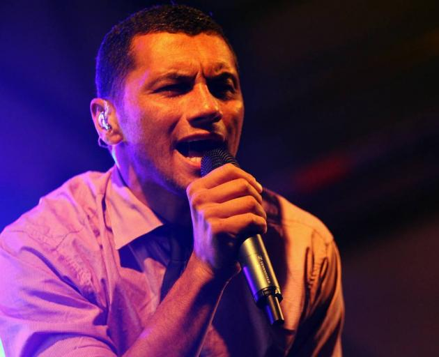 Jason Kerrison, the front man for OpShop. Photo: Supplied