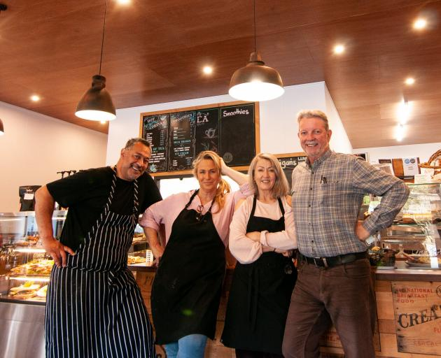 Faigans Millers Flat Kitchen and Cafe has reopened under new ownership since closing after the...