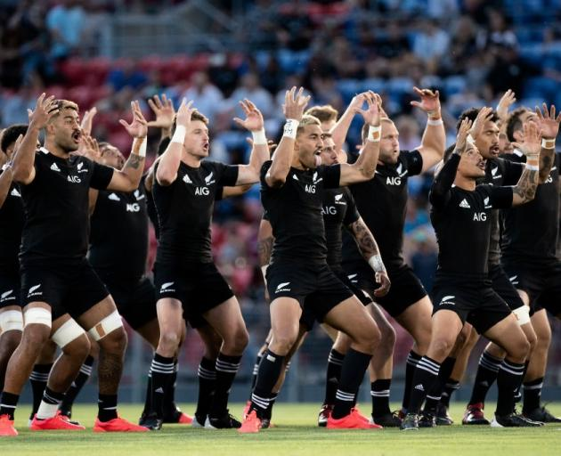 The All Blacks will undertake an ambitious schedule which includes a European tour next year....