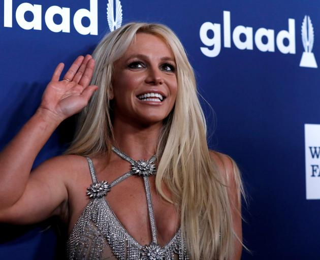 Britney Spears has been struggling for years to get free of the legal arrangement. Photo: Reuters
