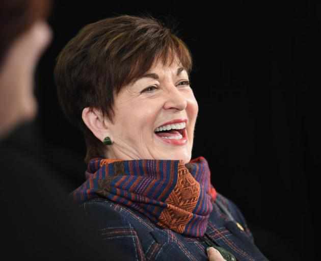 Outgoing Governor-General Dame Patsy Reddy (August 2021). Photo: Getty Images