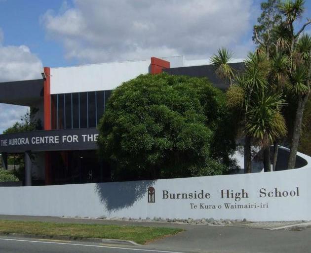 Photo: Burnside High School
