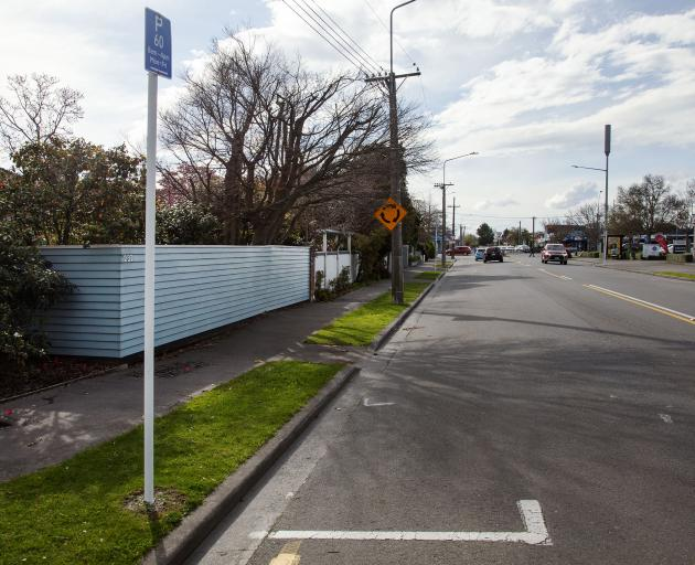 No-parking restrictions will be extended on Clyde Rd to improve visibility for traffic turning in...