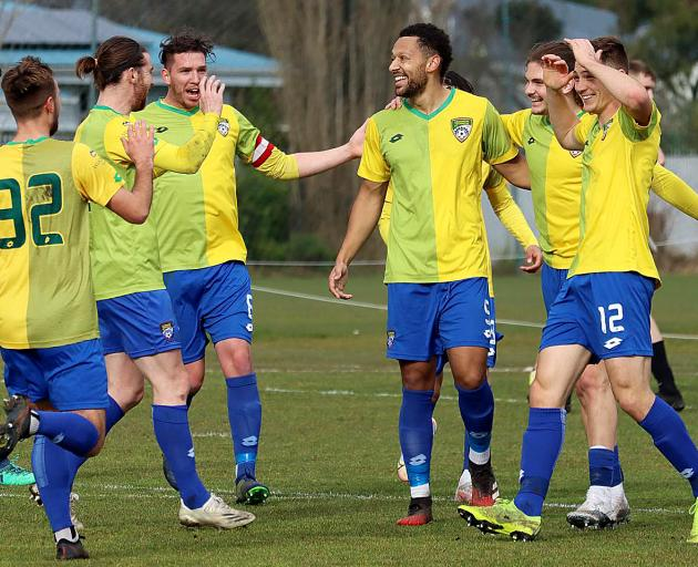 Coastal Spirit hope Cashmere Technical continue their goal-scoring exploits when they host South...