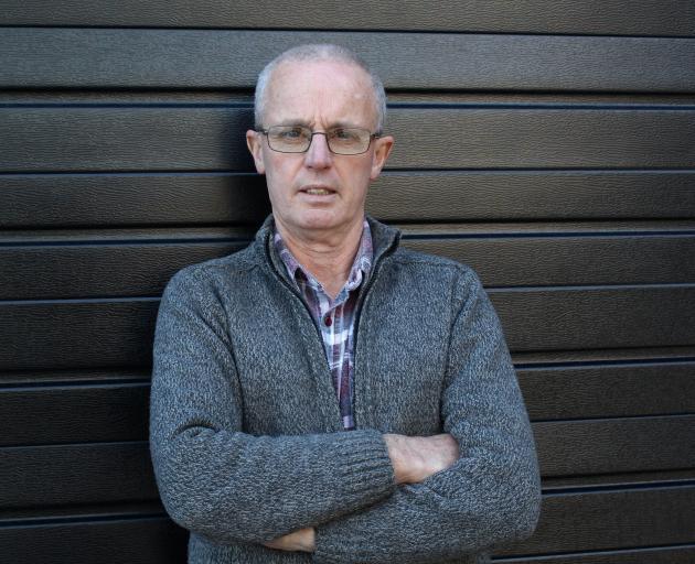 Surveyor and wastewater expert Don Moir believes Hogg has been dealt a raw deal. Photo: Matthew...