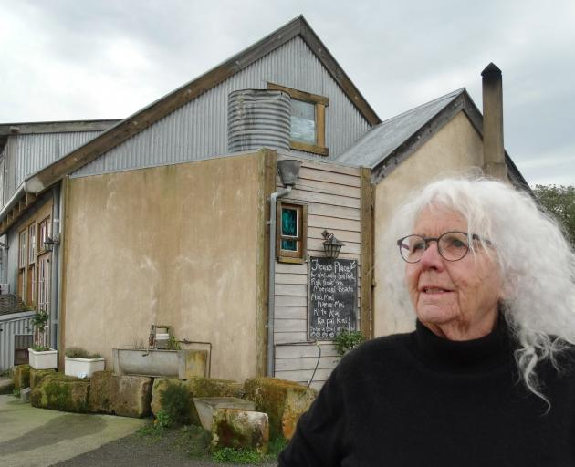 Fleurs Place will remain closed until the South Island moves into Level 1, owner Fleur Sullivan...
