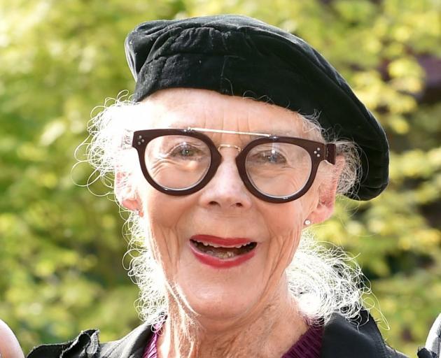 Barbara Brinsley. Photo: ODT files