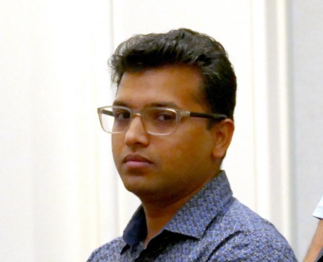 Preetam Prakash Maid. Photo: ODT