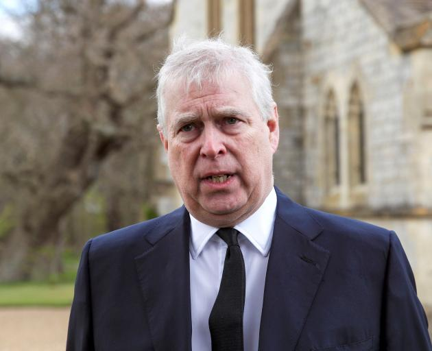 Under federal rules, the Duke of York has 21 days to respond or could face a default judgment....