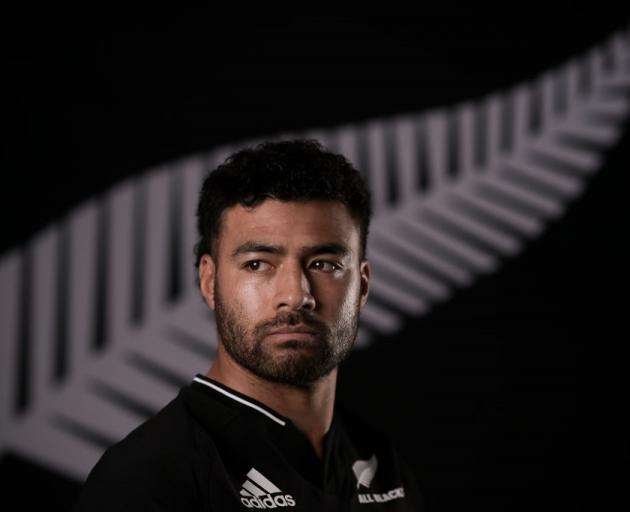 First five-eighth Richie Mo'unga re-joined the team in Australia this week. Photo: Getty Images
