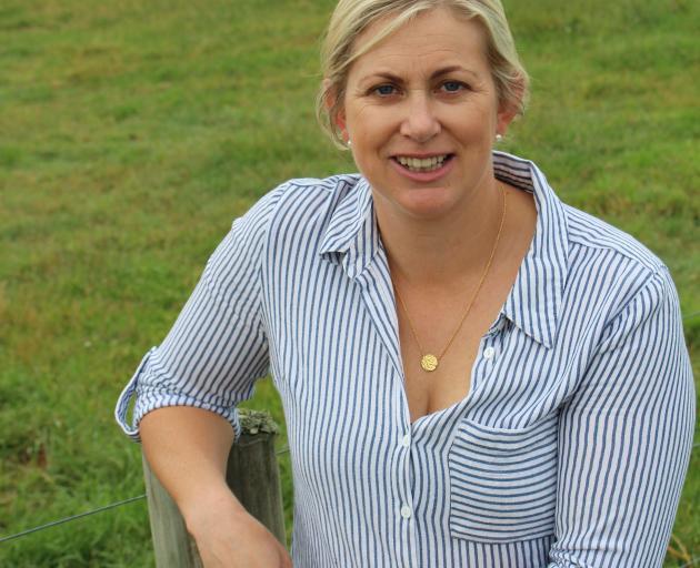 Oamaru farmer and Agri-Women Development Trust's impact leadership escalator programme...