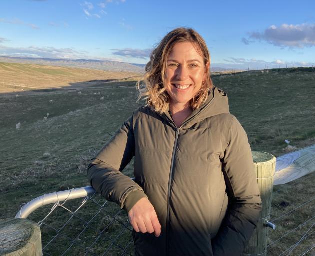 Alexandra hobby farmer and Central Otago District Council chief executive Sanchia Jacobs.PHOTOS:...