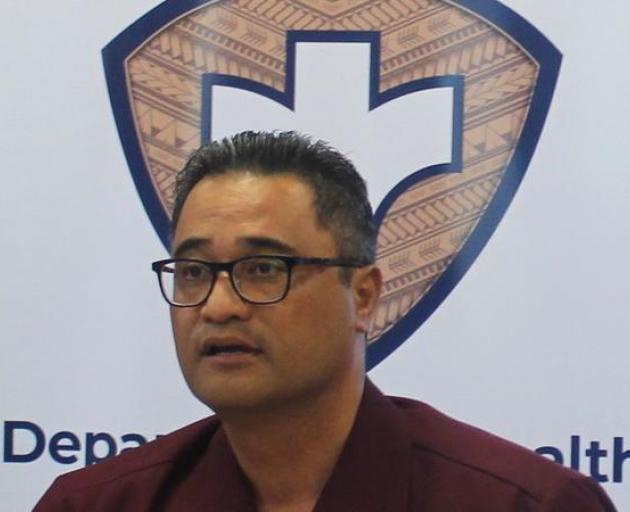 The Territory's acting governor Talauega Eleasalo Ale Photo: Fili Sagapolutele