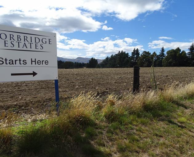 Corbridge Estates has a conditional contract to sell land near Wanaka to Silverlight Studios...