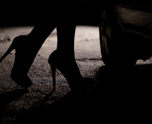 Sex worker prostitute getty