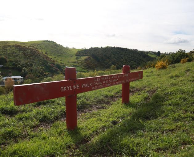 The Waitaki District Council's draft spatial plan identifies Glen Warren Reserve as a potential...