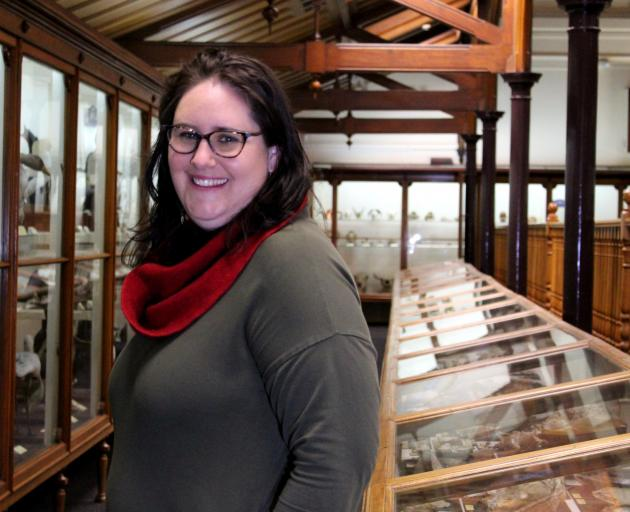 Otago Museum natural science curator Emma Burns says there are thousands of fascinating creatures...