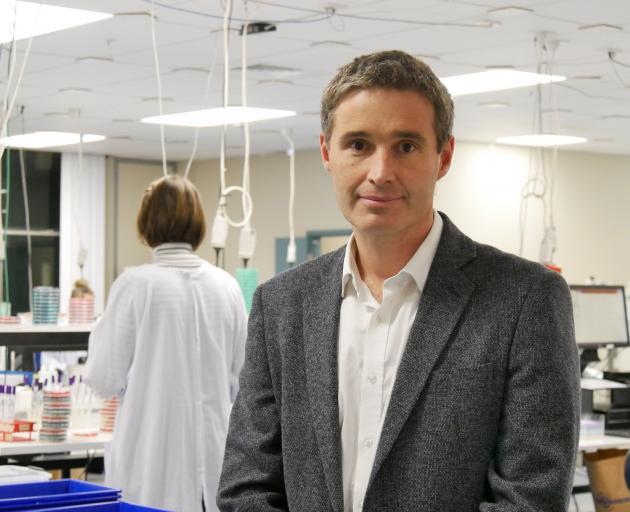 Professor James Ussher