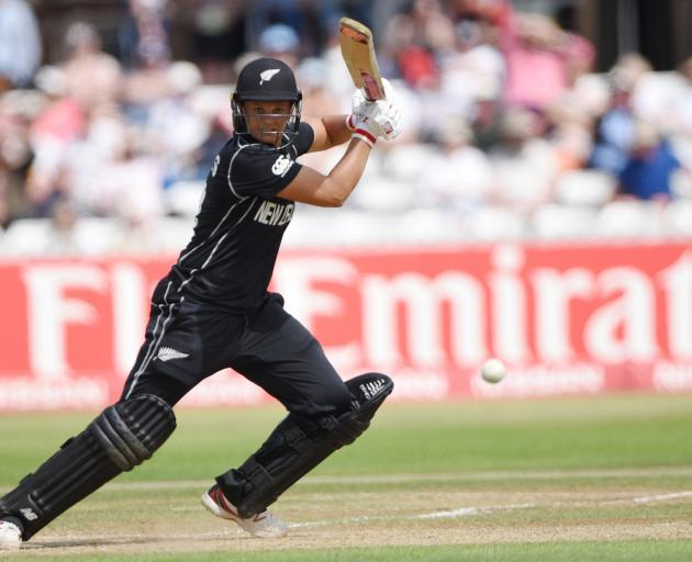 Suzie Bates in action at the ICC Women's World Cup 2017 between England and New Zealand. Photo: Getty Images