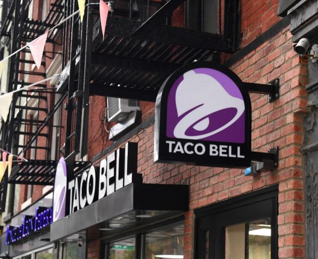 A total of  60 Taco Bell restaurants are planned for New Zealand and Australia. Photo: Getty Images for Taco Bell