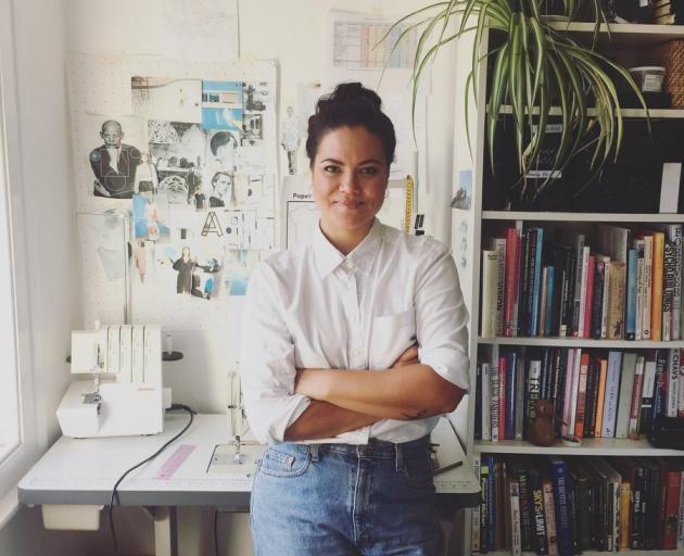 Otago Polytechnic graduate and contemporary maker and blogger Tara Viggo.