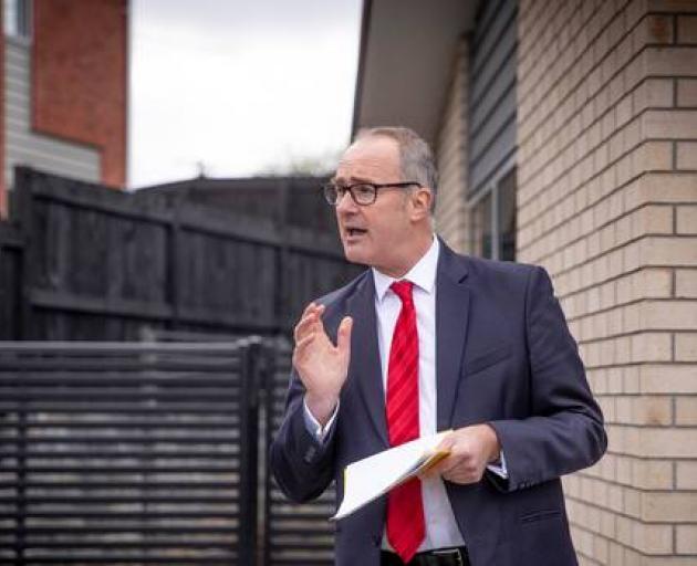 Housing Minister Phil Twyford. Photo: NZ Herald