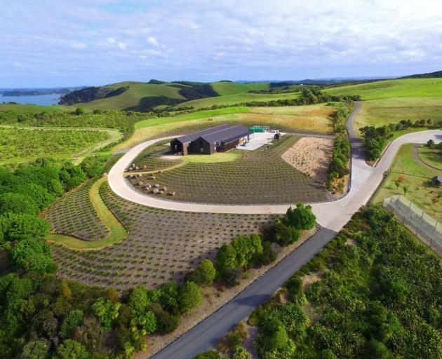 The Landing Winery
