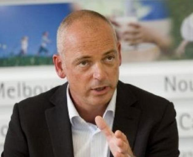 Theo Spierings was Fonterra chief executive for seven years. Photo: ODT files