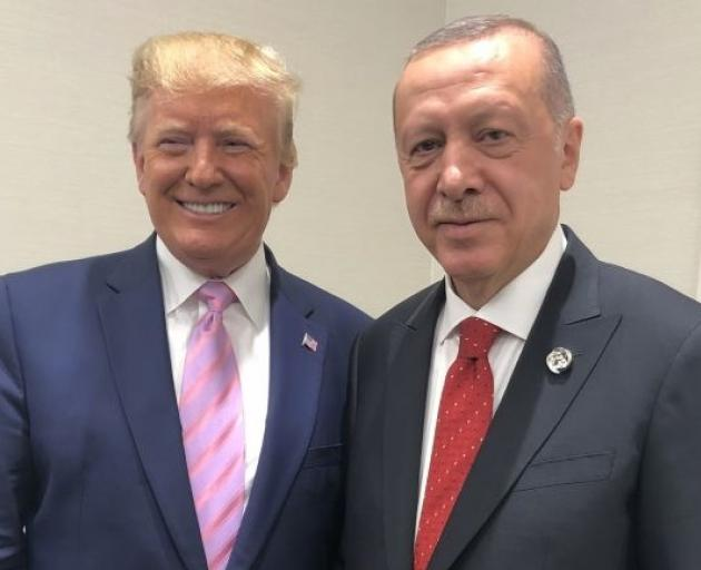 Donald Trump's letter tried to persuade Tayyip Erdogan to reverse a decision to invade Syria....