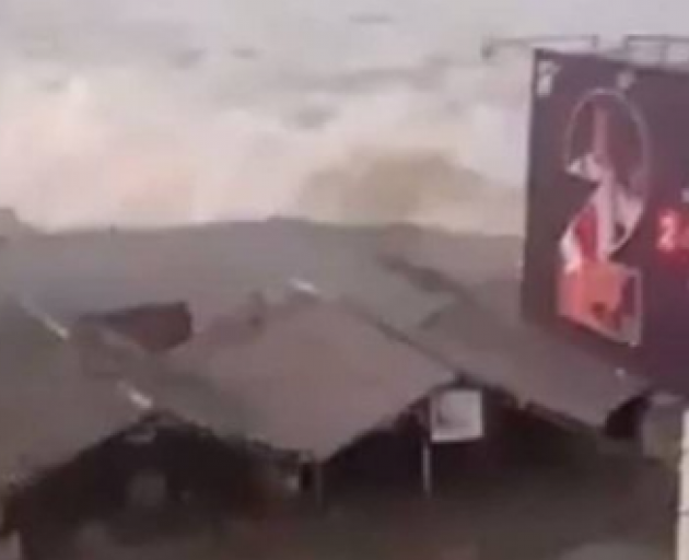 Palu airport closed, families missing as massive sea waves hit Sulawesi Island
