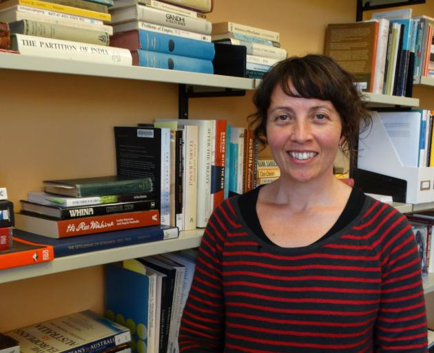 University of Otago history lecturer Dr Jane McCabe is keen to learn about the Shand family,...