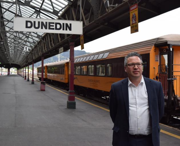 Dunedin Railways chief executive officer Craig Osborne has launched consultation on the future of...
