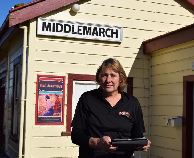 A project led by Strath Taieri Community Board member Norma Emerson to get a Wi-Fi hot spot in...