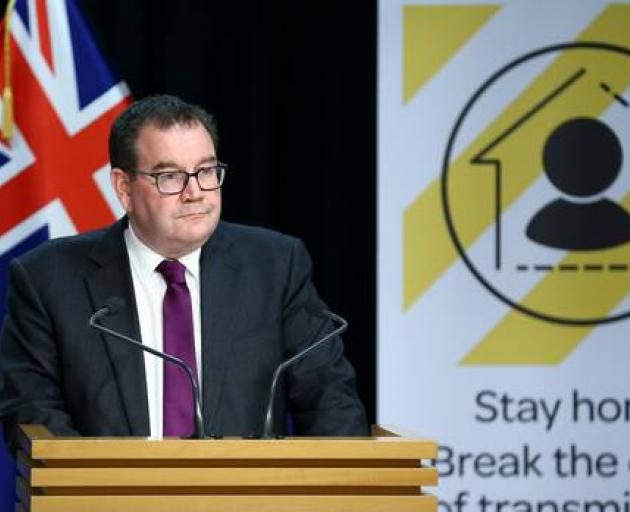 Finance Minister Grant Robertson. Photo: ODT files