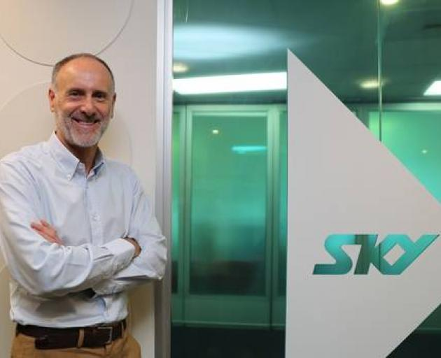 New Sky TV boss axes Android 'puck' | Otago Daily Times