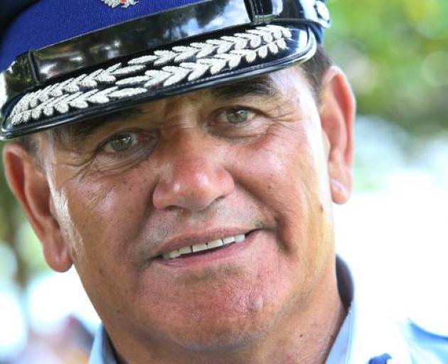 Deputy police commissioner Wally Haumaha. Photo: NZME