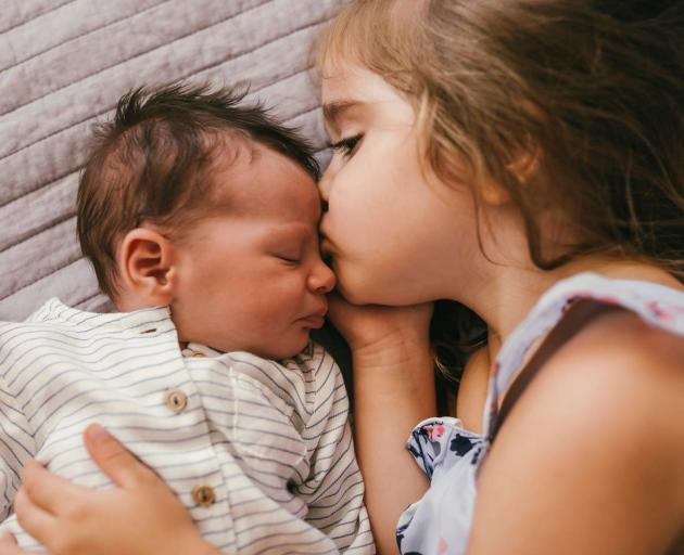 """""""To be sold on your child being one gender over the other to me feels kind of greedy."""" Photo:..."""