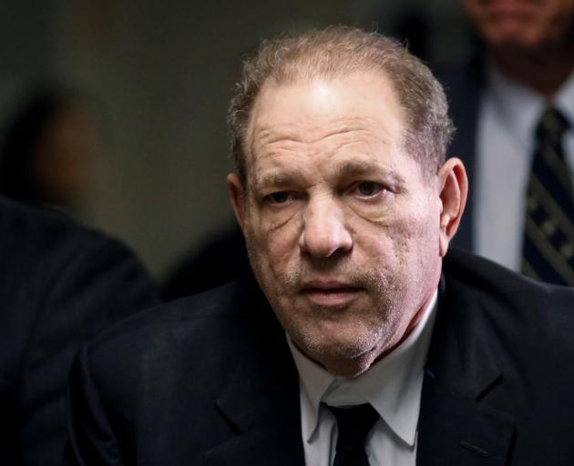 Weinstein lawyers want judge off rape case over texting jabs