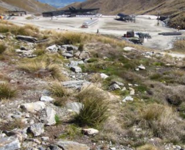 The Otago Regional Council granted the non-notified land use consent to NZSki in March 2018 to...