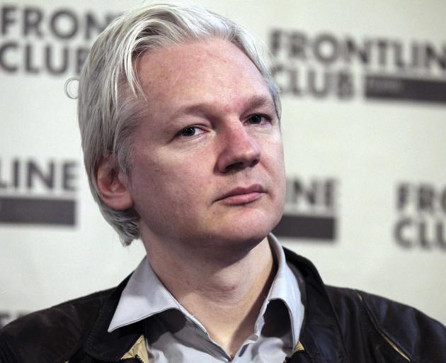 Julian Assange has been holed up in the Ecuadorian embassy in London since 2012 after the South...