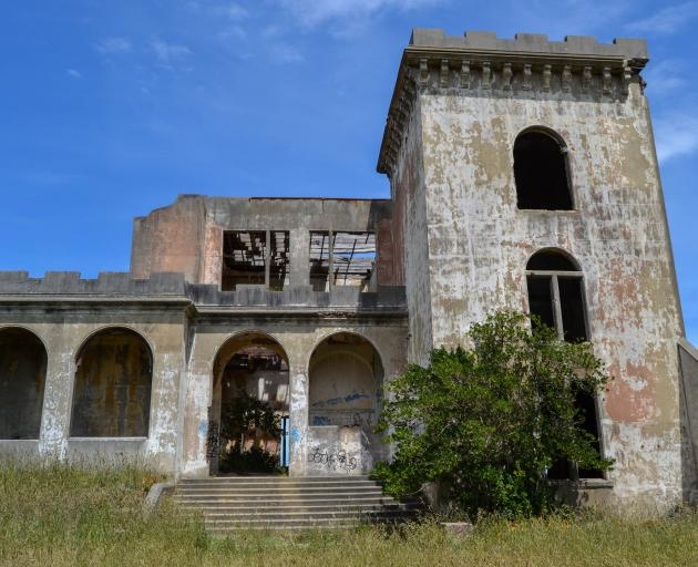 Cargill's Castle. Photo: ODT files