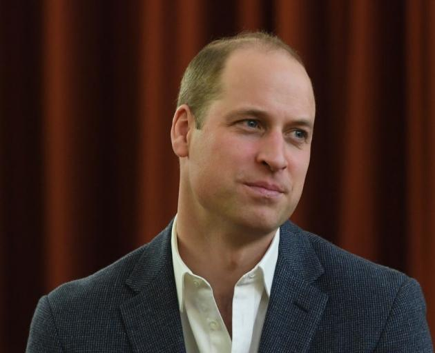 Prince William will visit victims of the Christchurch terror attacks. Photo: Getty Images