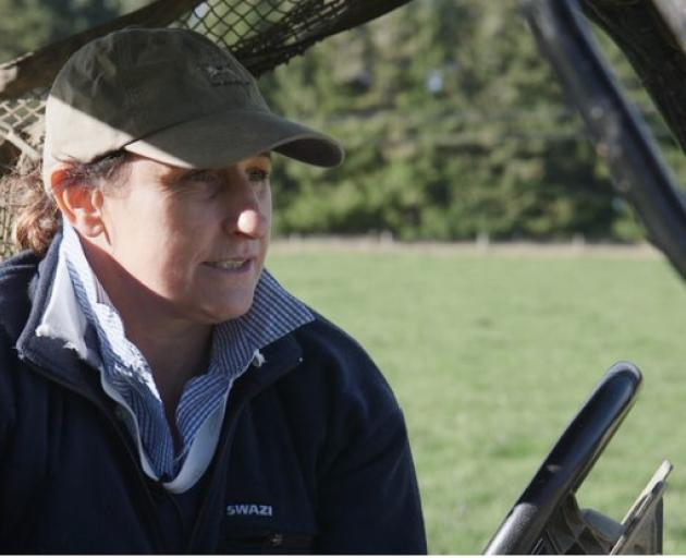 Southland farmer Sarah Flintoft said they have had to cull 1700 calves well before they were...