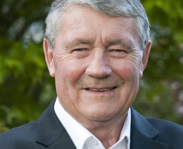 Jim Anderton led the Alliance party and served as deputy prime minister from 1999 to 2002. Photo:...