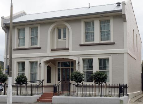 Tauranga couple John and Rosamond Bridgman bought this Dunedin property after seeing photos on...