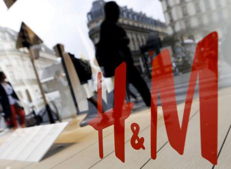 Retailer H&M will open it's first New Zealand store tomorrow in Auckland. Photo: Reuters