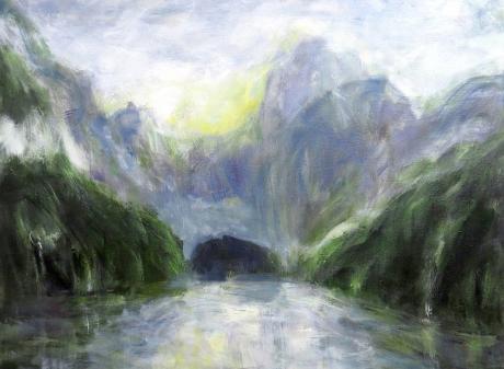 Doubtful Sound, by Nigel Wilson