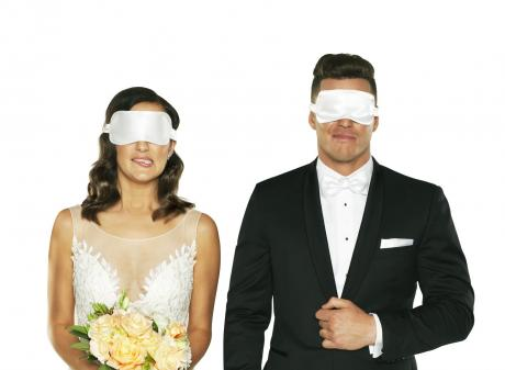 'Married at First Sight' has been Three's highest rating international programme this year. Photo...
