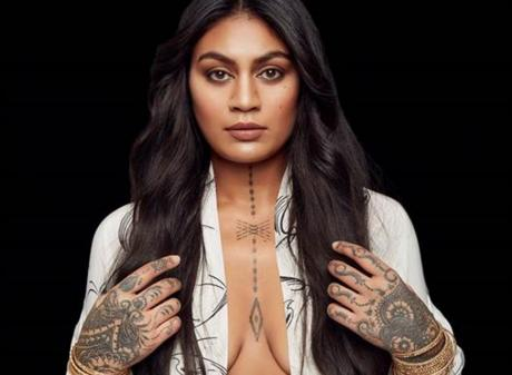 Aaradhna won last year's Best Urban/Hip hop album award but upon taking the stage, refused to...