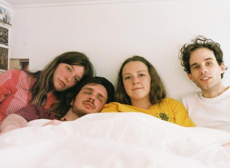 girlboss plays at Dog With Two Tails tonight (Saturday). Photo: Supplied